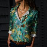 Seahorse Cotton And Linen Casual Shirt CH260102