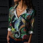 Seahorse Cotton And Linen Casual Shirt CH260104