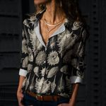 Seashell Cotton And Linen Casual Shirt CH260109