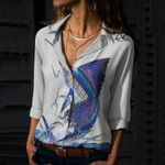 Sailfish Cotton And Linen Casual Shirt QA280103