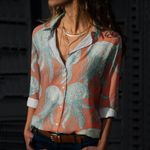 Jellyfish Cotton And Linen Casual Shirt QA290109