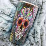 Skull Tumbler CH010224