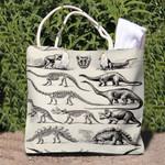 Dinosaur Fossils Tote Bag QA130107