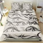 Dinosaur Fossils Bedding Set QA130107