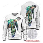 Sea Turtle Ugly Sweaters QA290102