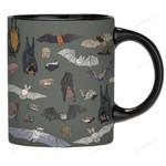 Species Of Bats Mug QA210104
