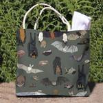 Species Of Bats Tote Bag QA210104