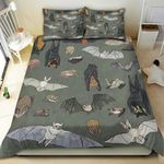 Species Of Bats Bedding Set QA210104
