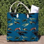 Sea Turtles Of The World Tote Bag QA280106