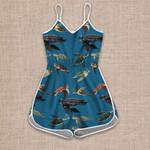 Sea Turtles Of The World Rompers QA280106