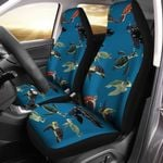 Sea Turtles Of The World Car Seat Cover QA280106