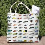 Caribbean Reef Life - Scuba Diving Tote Bag QA280110