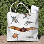 Greater Mouse Tailed Bat - Bats Tote Bag KH250120