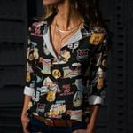 Route 66 Cotton And Linen Casual Shirt KH030209