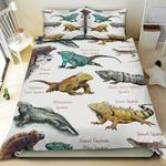 Iguanas Of The World - Lizard - Reptile Bedding Set KH020203