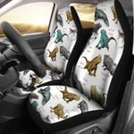 Iguanas Of The World - Lizard - Reptile Car Seat Cover KH020203