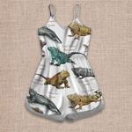 Iguanas Of The World - Lizard - Reptile Rompers KH020203