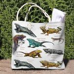 Iguanas Of The World - Lizard - Reptile Tote Bag KH020203