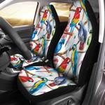 Parrot - Birdwatching - Birds Car Seat Cover KH050219
