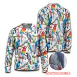 Parrot - Birdwatching - Birds Ugly Sweaters KH050219