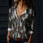 Succulents - Cactus - Cacti Cotton And Linen Casual Shirt KH220210