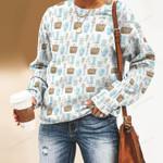 Gardening Tools - Gardening Unisex All Over Print Cotton Sweatshirt KH01032103