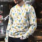 Gardening Tools - Gardening Unisex All Over Print Cotton Sweatshirt KH01032104