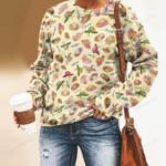 Gardening Hat Unisex All Over Print Cotton Sweatshirt KH01032106