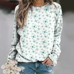 Butterflies Unisex All Over Print Cotton Sweatshirt KH01032115