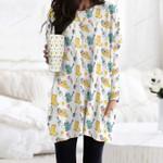 Gardening Tools - Gardening Pocket Long Top Women Blouse KH01032104