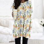 Garden Tools - Gardening Pocket Long Top Women Blouse KH01032111