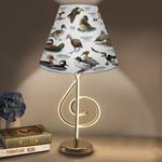 Ducks Of North America - Birdwatching - Bird Lamp Shade KH130108