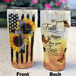 Faith Sunflower Tumbler QA05032108
