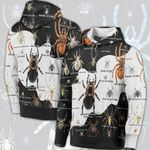 Spiders Of The World Hoodie QA11032105