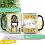 Mother's Day Gift - Mom Personalized Ceramic Mug CHBM15032104