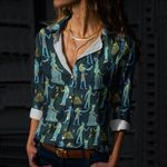Egypt Cotton And Linen Casual Shirt CH15032112