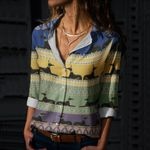 Egypt Cotton And Linen Casual Shirt CH16032107