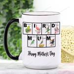 Mother's Day Gift - Bird Mum - Waterfowl Ceramic Mug KH16032103