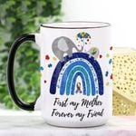 Mother's Day Gift - Autism Elephant Mom Ceramic Mug QA17032105