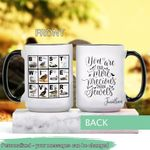 Mother's Day Gift - Best Wife Ever - Waterfowl - Birdwatching Personalized Ceramic Mug KHBM17032105