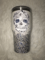 Floric Skull Tumbler CH26032120