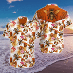 Bee Men's Hawaii Shirt KH26032106