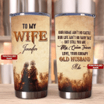 My Queen Forever Personalized Tumbler CHBM29032113