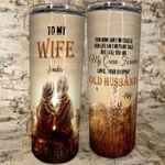 My Queen Forever Skinny Tumbler CH29032113