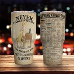Mother's Day Gift - Gift to Mother - Sewing Tumbler KH30032117
