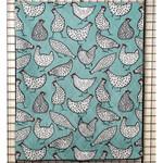 Chicken Hen Blanket QA23032101
