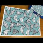 Chicken Hen Jigsaw Puzzle QA23032101