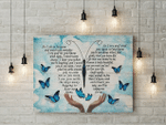 Butterfly Canvas Prints Type A CH05042101