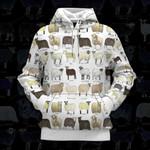 Breeds Of Sheep Hoodie QA30032110