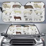 Breeds Of Sheep Mug QA30032110